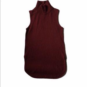 Ann Taylor sleeveless wool top